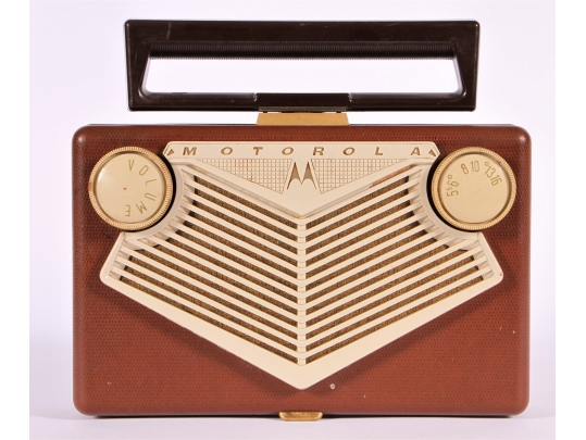 Vintage motorola tube radio black rock galleries for Brownstone liquidators