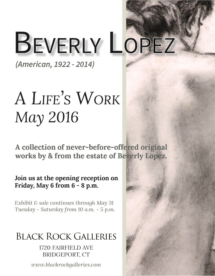 Beverly Lopez Collection at Black Rock Galleries