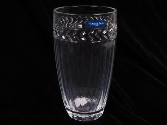 Villeroy boch crystal vase miss desiree pattern for Villeroy boch crystal