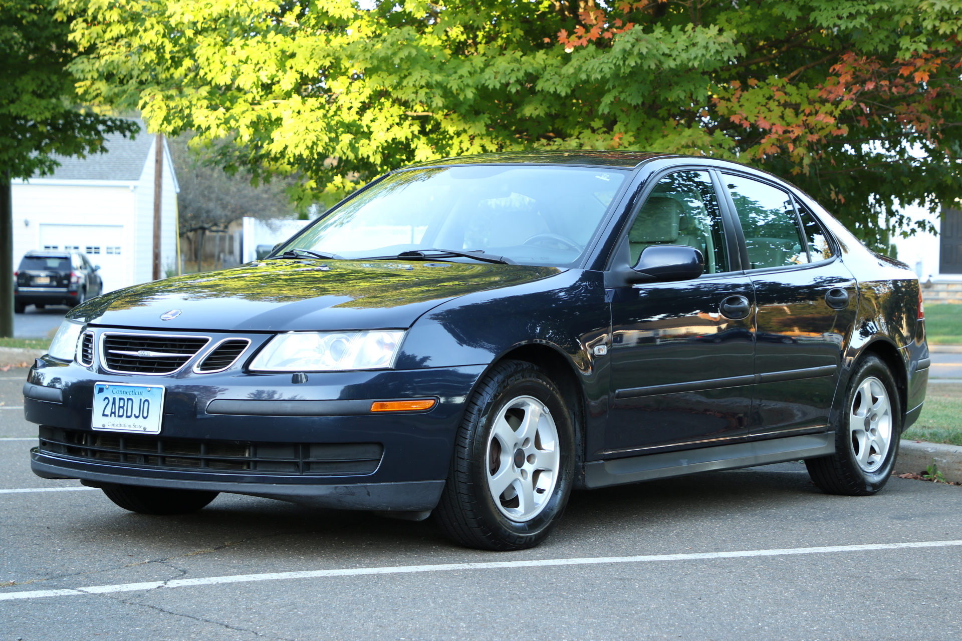 2004 saab 9 3 turbo 4 cylinder automatic 4 door two owner. Black Bedroom Furniture Sets. Home Design Ideas
