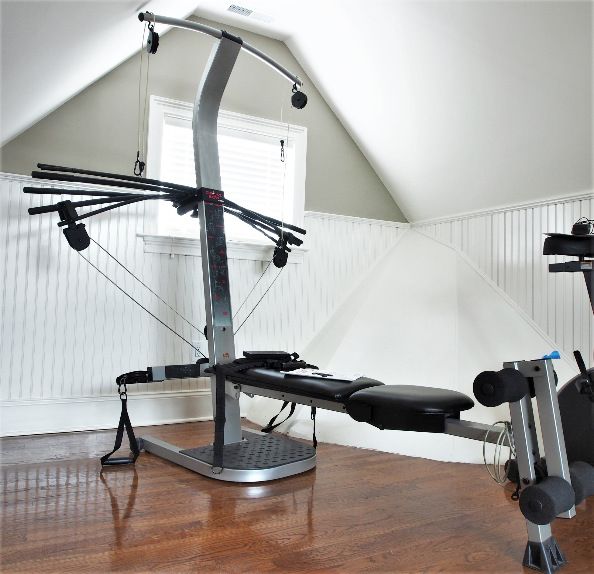 Cross bow by weider exercise machine black rock galleries