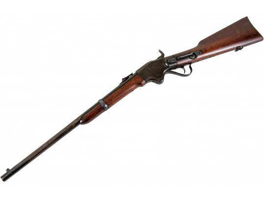 Spencer Repeating Rifle Co  [Boston, MA] Repeating Rifle, C