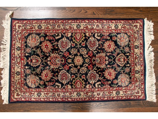 Hand Knotted Wool Rug 30 X 48 6 144411 Black Rock Galleries