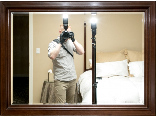 Stickley Mahogany Mirror From EJ Audi Black Rock Galleries - Ej audi