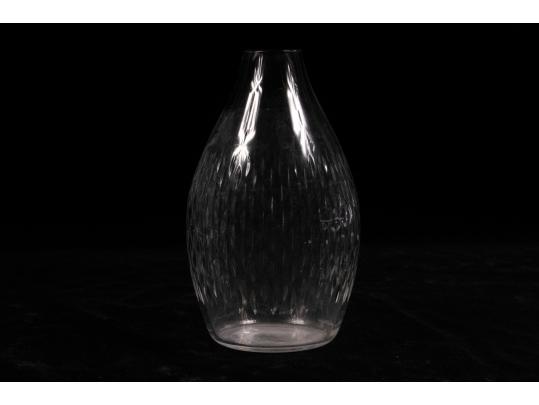 Baccarat bottle or crafe black rock galleries for Brownstone liquidators