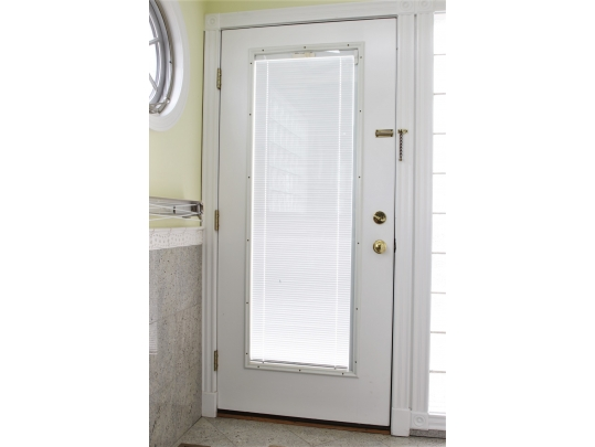 High Quality Exterior Doors Jefferson Door: High Quality Steel Clad Glass Panel Exterior Door And