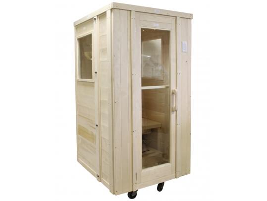 Heavenly Heat Personal Sauna Model Fir1 Infrared Heating
