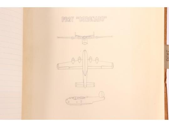 Scrap book and original artwork sketches black rock for Brownstone liquidators