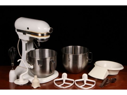 Vintage KitchenAid Solid State Mixer Model K5SS By Hobart ...