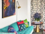 Interior designer, Kati Curtis, shares her tips and designs that were inspired by Le Cirque | BRG